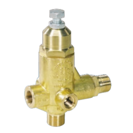 Interpump K1 Gas Outlet Unloader Valve