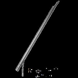 MV Boom Arm Fixed SS Swivel 1600mm