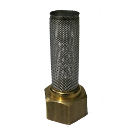 PA Tank Strainer Brass Stainless Steel