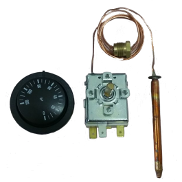 PA Thermostat with External Probe