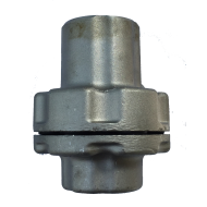 Interpump Coupling 28mm Short