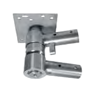 MV Boom Bracket Ceiling Mount Double